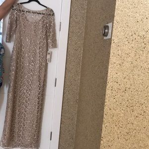 NWT Kay Unger Dress